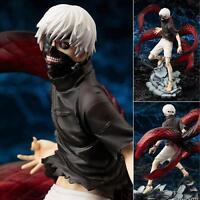 Tokyo Ghoul Kaneki Ken PVC Figure Cosplay Toy Model Gift Collection 23CM