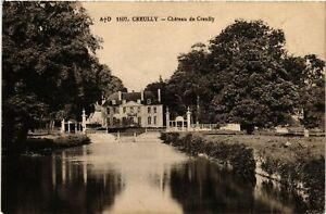 CPA-Creully-Chateau-de-Creuily-515978