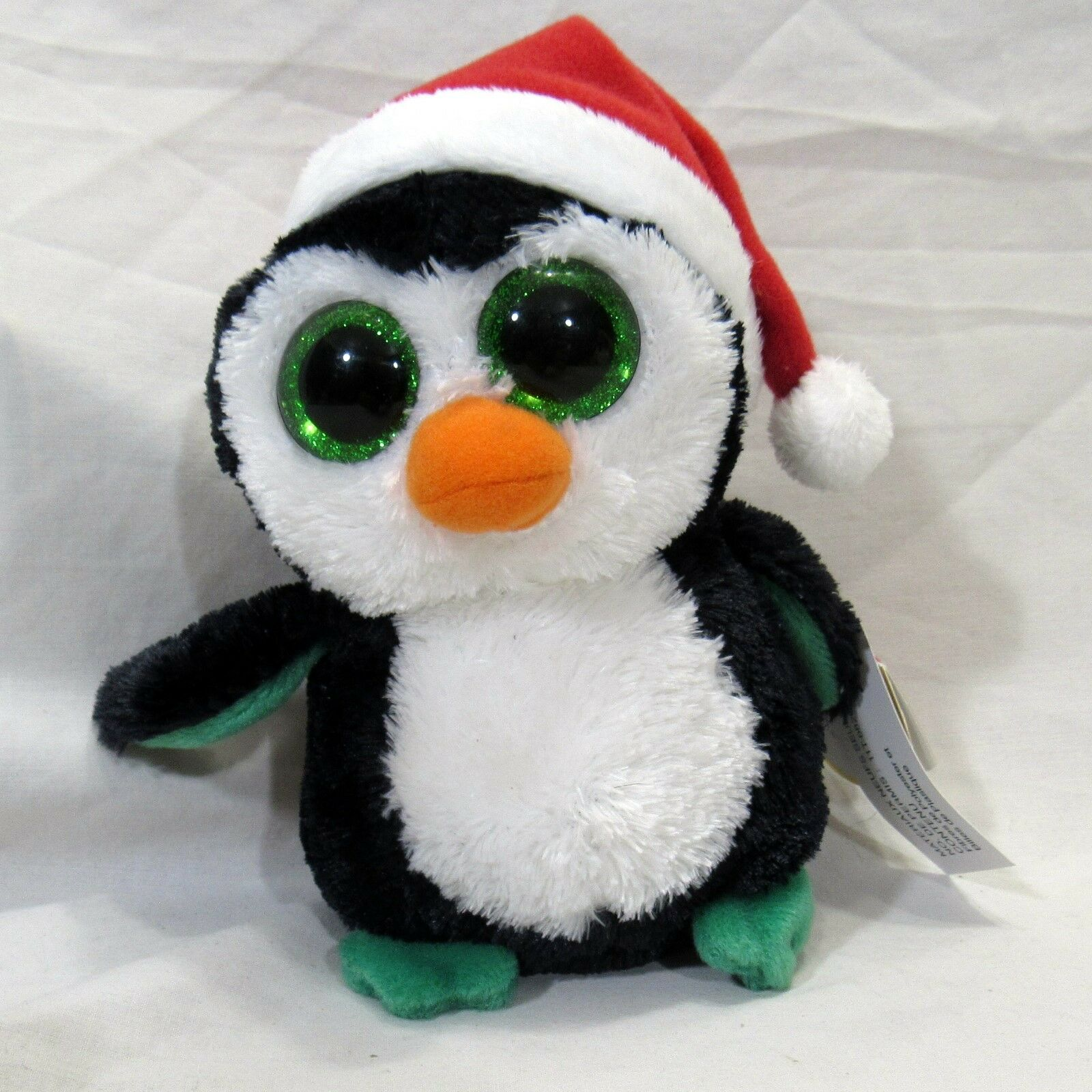 Ty Beanie Boos Igloo 6    Holiday Penguin Mint with Mint Tags bc04cf