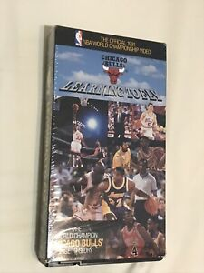 1991-Chicago-Bulls-Learning-To-Fly-NBA-World-Championship-Video