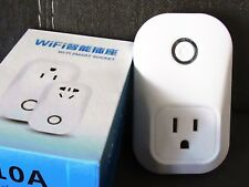 Ourlink 432195268 Wi-Fi Smart Plug