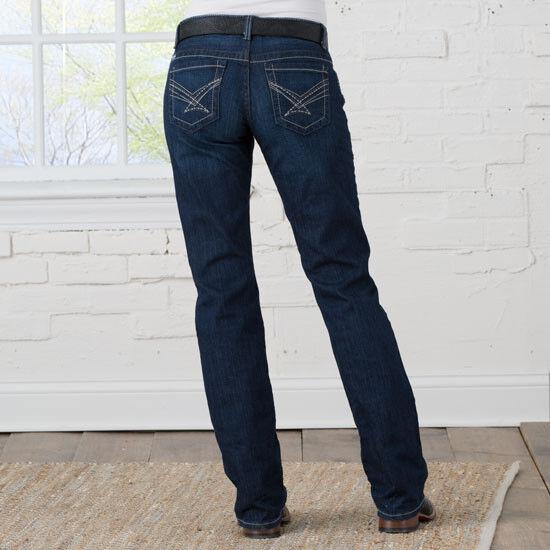 Cinch Dark Stonewash Ada Jeans
