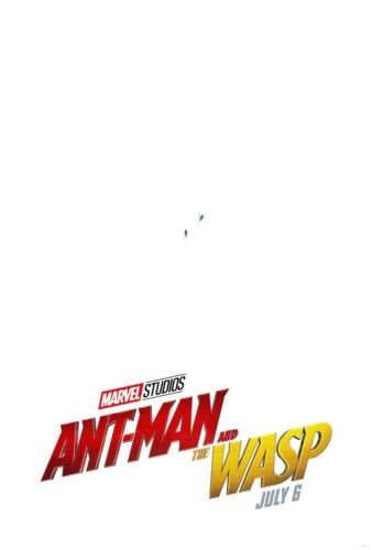 - Paul Rudd Evangeline Lilly v1 Ant-Man and the Wasp Movie Poster 24x36