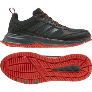 Details about Mens Adidas Rockadia Trail 3.0 Black Red Athletic Running Shoe EG2521 Size 8 14