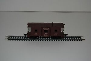 Vintage-Marx-HO-New-York-Central-NYC-caboose-Comparable-with-all-brands