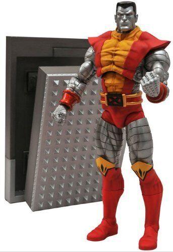 -=] DIAMOND - Marvel Select Colossus Action Figure X-men [=-
