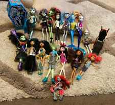 Large Rare Monster High Dolls Doll Bundle