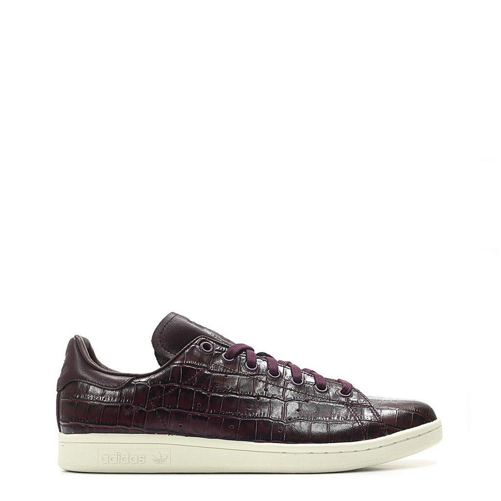 shoes ADIDAS ORIGINALS BZ0454_StanSmith STAN SMITH purple men women UNISEX ORIG