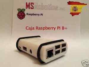 Caja-Carcasa-BLANCA-para-Raspberry-PI-B-Pi-2-Y-Nuevo-Modelo-Raspberry-Pi-3