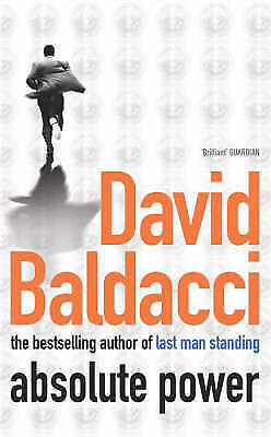 1 of 1 - Absolute Power by David Baldacci (Paperback)