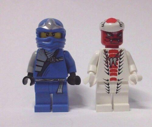 Lego Ninjago Figur aus 9442 Jay Snappa
