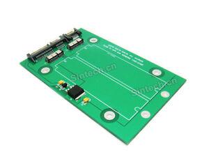 SINTECH 6+12pin 2010-2011 year MACBOOK AIR A1369 A1370 A1377 ssd to SATA card