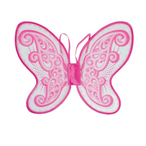 Alas De Mariposa Rosa animales Disfraz Accesorio