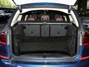 Envelope Style Trunk Cargo Net Storage Organizer Universal Bag Hook for Car Rear