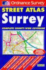 Ordnance Survey Surrey Street Atlas by Octopus Publishing Group (Paperback, 1996)