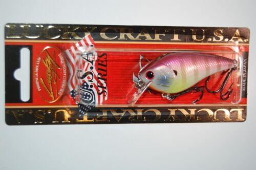 "lucky craft takahiro omori 1.5 silent 2 2//5/"" 1//2oz squarebill cow girl gill"