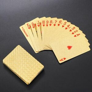 Professional-Plastic-Waterproof-Playing-Cards-Pokers-Party-Trick-Playing-Cards