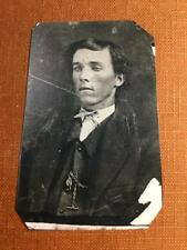 Believed to be Billy The Kid Historical Quality sixth-plate tintype C658SP