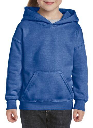 "Gildan /""Heavy Blend/"" Youth Hooded Sweatshirt 18500B"