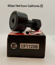 Cf112sb Cam Follower Bearing Sealed Mcgill Cf1 12sb Enduro Brand Ships Fast