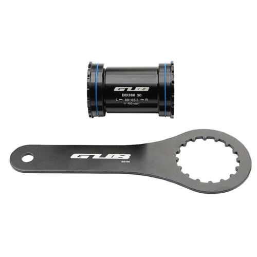 High Strength BB386 Bicycle Central Axis Bottom Bracket Bike Bicycle Axis