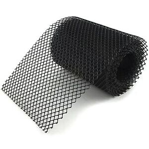 16-ft-x-6-in-GUTTER-GUARD-PLASTIC-ANTI-CLOG-MESH-Rain-Protection-Cover-Filter