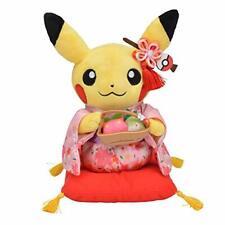 Pokemon Center Original Plush Doll Season/'s Pikachu /& Eevee SUMMER 707
