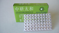 Acupuncture Ear Seeds 600 Pcs With Huge English & Chinese Ear Chart ( Us Seller)