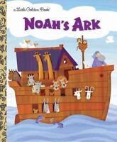 Noah's Ark By Barbara Shook Hazen (2003, Hardcover) A Little Golden Book