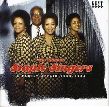 The Staple Singers - Ultimate Staple Singers: A Family Affair 1955 [New CD] UK -