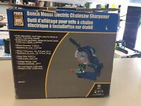 Power Fist Bench Mount Electric Chainsaw Sharpener  Mississauga / Peel Region Toronto (GTA) Preview
