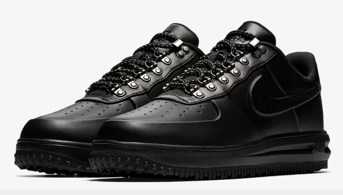 nice shoes 9fdcf 9dd14 ... Nike Lunar Force 1 Duckboot Low Men s Lifestyle Shoes Shoes Shoes  Water-repellent b1f212 ...