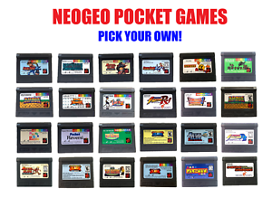 NEO-GEO-Pocket-Color-Games-PICK-YOUR-OWN