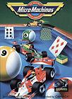 Micro Machines (Nintendo Entertainment System, 1991) - European Version