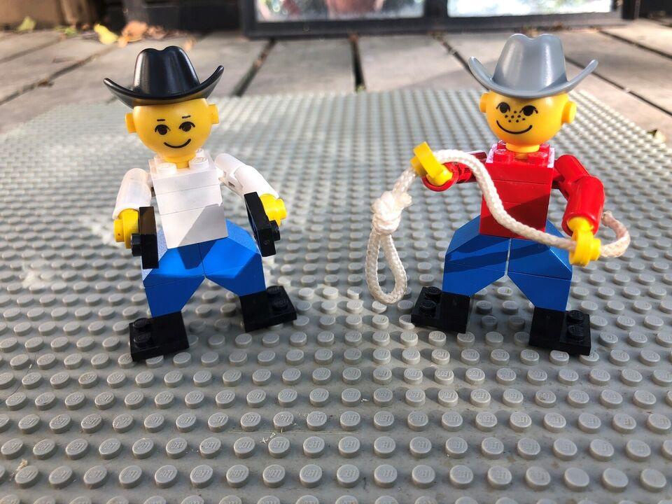 Lego andet, Cowboys