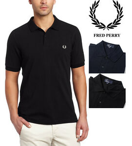 official many styles compare price Details about Fred Perry Polo M3000 Mens Fred Perry Plain Polo Classic Fit  NEW