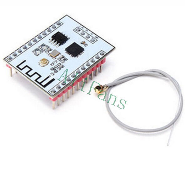 ESP8266 Serial Port Module Send Receive IO Lead Out WIFI Wireless ESP-201 New