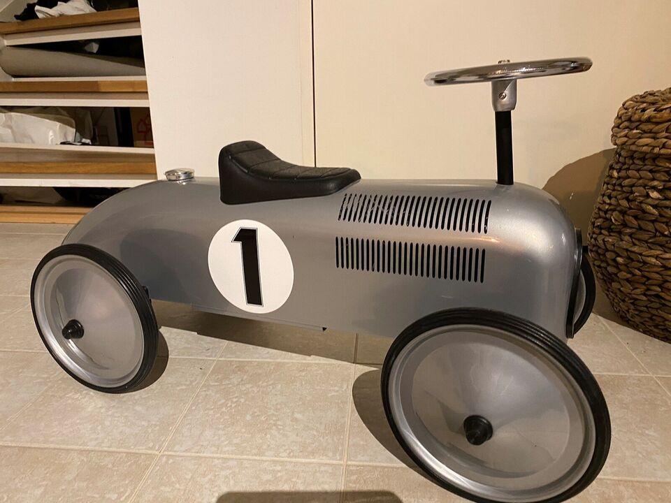 Gåvogn, Retro gåbil Mini Peeders, Mini Speeders