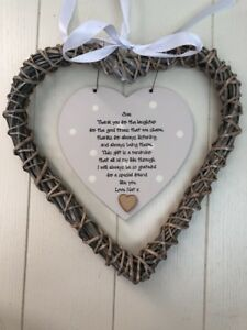 Shabby-personalised-Chic-EXTRA-LARGE-Special-Best-Friend-Gift-Birthday-Willow