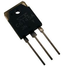 Sanken 2SC6145 A Japan Transistor NPN 260V 15A 160W Audio Power Amp 854329