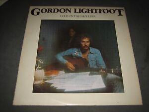 Vintage-1975-Gordon-Lightfoot-Cold-On-The-Shoulder-LP-Reprise-MS-2206-EX