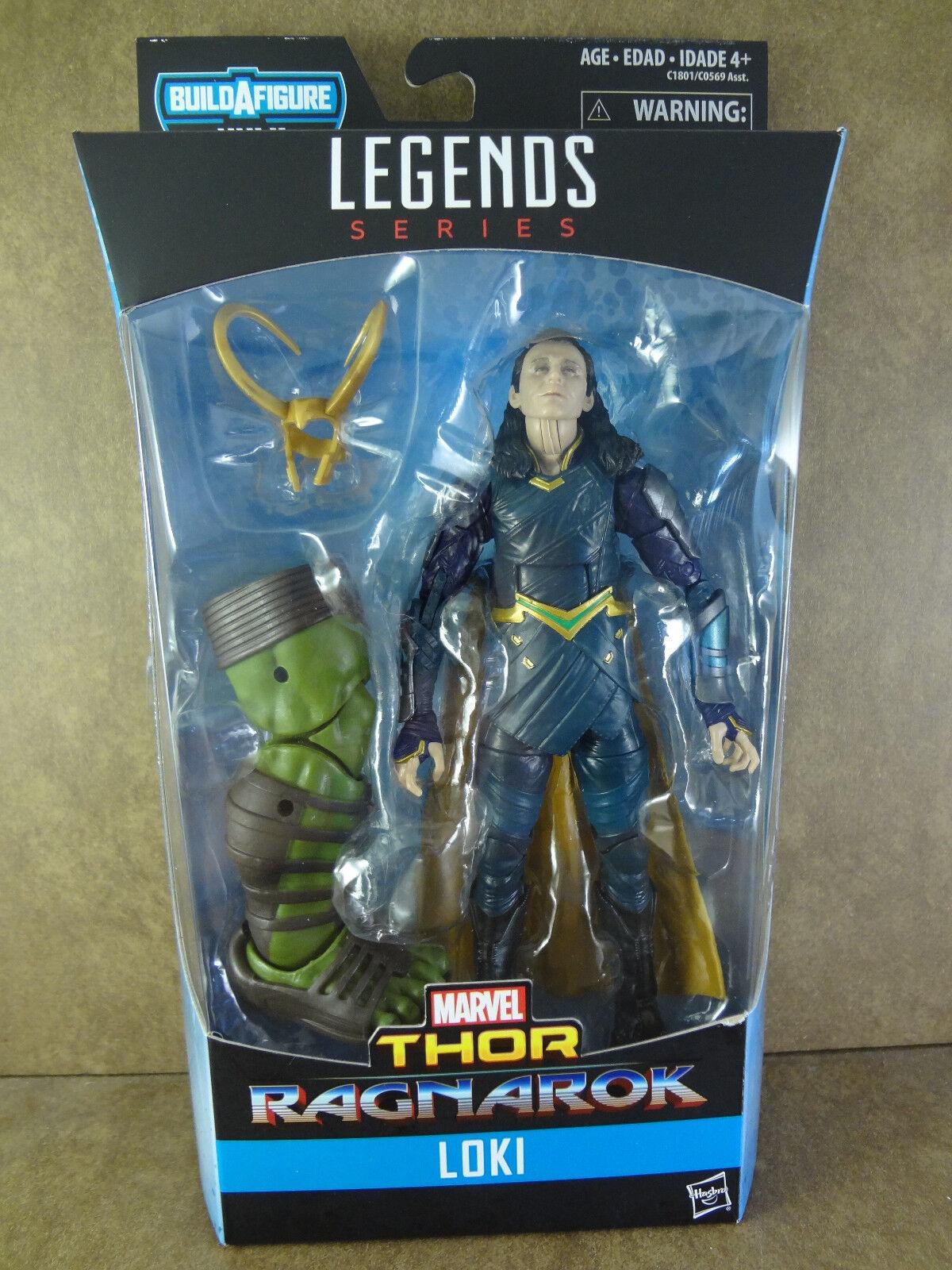 Marvel Marvel Marvel Legends Thor Ragnarok Loki eabb2b
