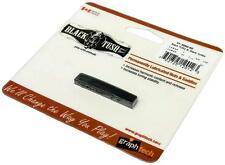 GRAPH TECH Unslotted BLACK TUSQ XL Jumbo Guitar Nut Blank PT-3000-00 Graphtech