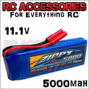 5000mAh 11.1V Lipo Lithium-Polymè<wbr/>re Batterie 3S RC CAR Hélicoptère 20C 30C de GB