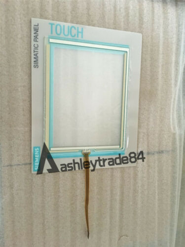 1PCS for Siemens Touchscreen Glass + protective film TP177A 6AV6642-0AA11-0AX0