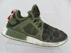 reputable site 71898 ef7d2 Details about ADIDAS NMD XR1 Olive Duck Camo Green Sz 13 Men Running Shoes