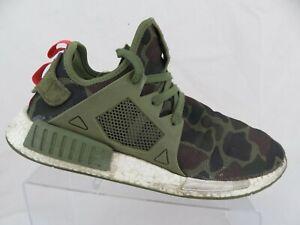 ADIDAS-NMD-XR1-Olive-Duck-Camo-Green-Sz-13-Men-Running-Shoes