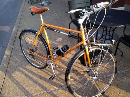 45mm 700 x 28//35 Black Planet Bike Full Hybrid//Touring Polycarbonate Fender