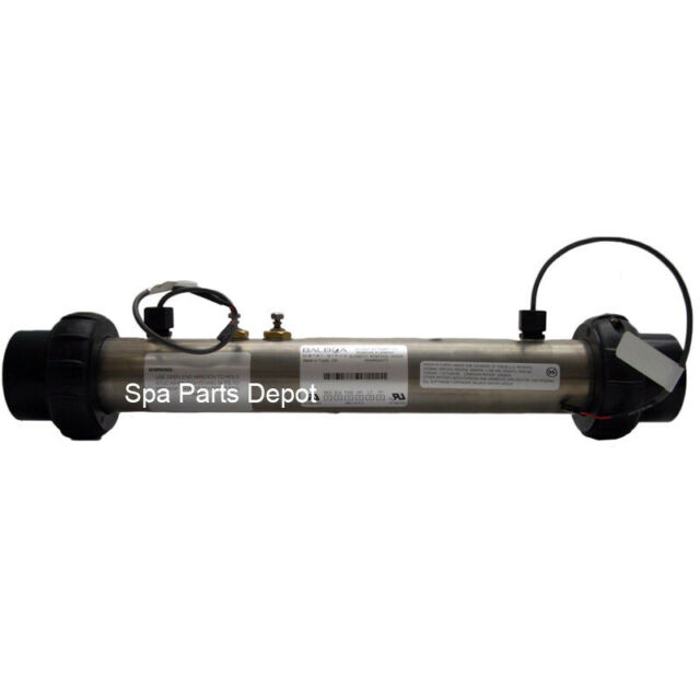 """ACC STMD1000 Spa Heater Assembly Flow Thru 5.5kW 230V 2/""""x12/"""" C2550-1004"""