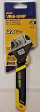 "Irwin Vise-Grip 2078603 6"" Quick Adjustable Wrench"